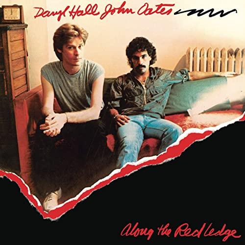 Album cover: Daryl Hall & John Oates Along the Red Ledge